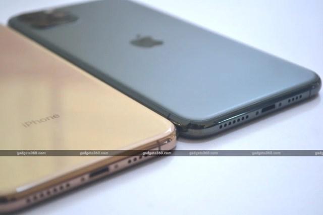 iPhone 11 Pro max iPhone XS Max iPhone 11 Pro Max review