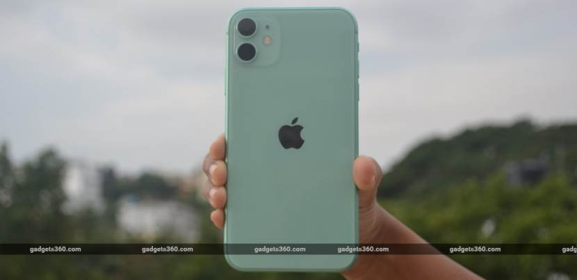 iPhone 11 Now Being Made Locally in India: Piyush Goyal 1
