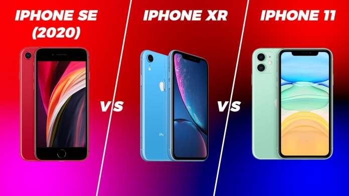 Iphone 11 Vs Iphone Se 2020 Vs Iphone Xr Which Is The Best Affordable Iphone In India Ndtv Gadgets 360