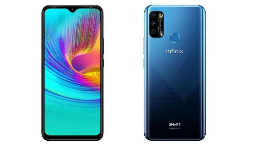 Infinix Smart 4 Plus With Dual Rear Cameras, 6,000mAh Battery Launched in India: Price, Specifications 1
