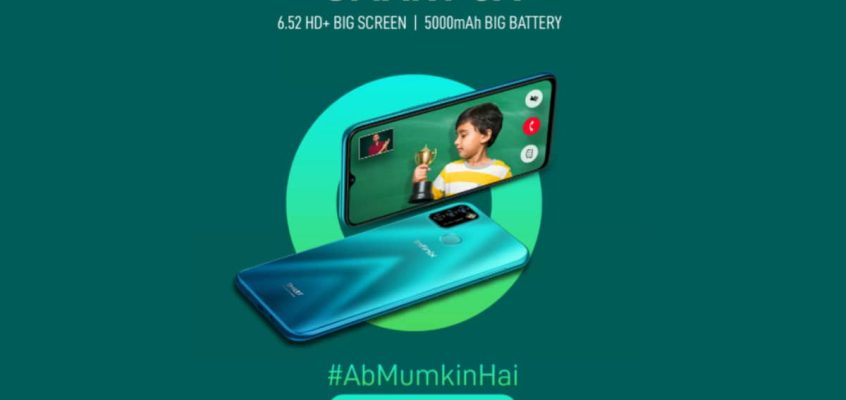 Infinix Smart 5A to Launch in India on August 2, Specifications Teased