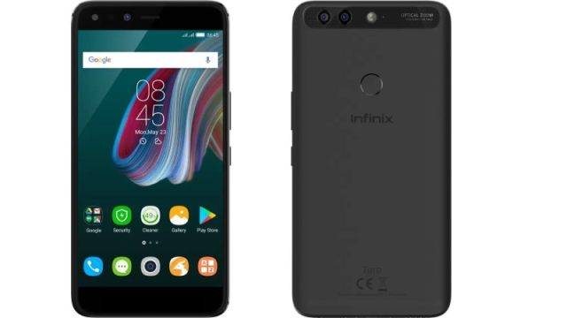 Infinix Zero 5, Zero 5 Pro With 6GB RAM, Dual Rear Cameras Launched: Price, Specifications