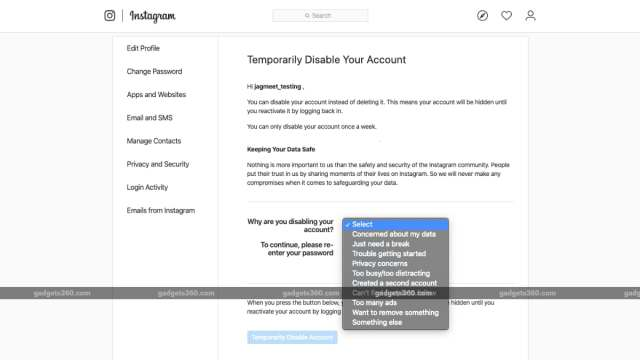 How to Deactivate or Delete Your Instagram Account: Easy Steps
