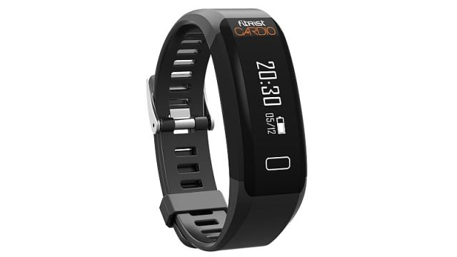 Intex FitRist Cardio With Heart Rate Sensor Launched at Rs. 1,499