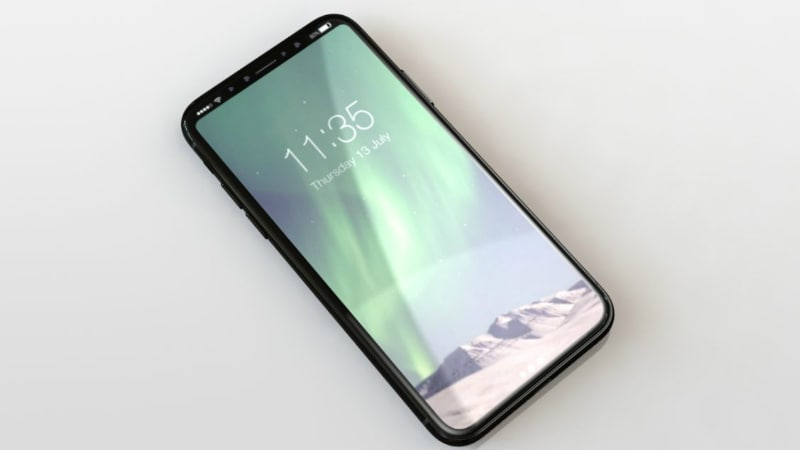 iPhone 8 to Record 4K Videos at 60fps With Front and Rear Cameras, HomePod Firmware Hints