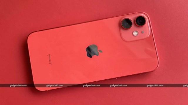 iphone 12 mini rear ndtv iphone