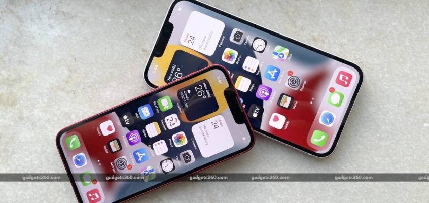 iPhone 13 and iPhone 13 mini First Impressions