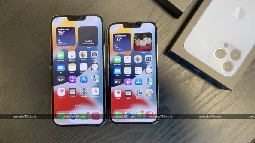 iPhone 13 Pro and iPhone 13 Pro Max Review