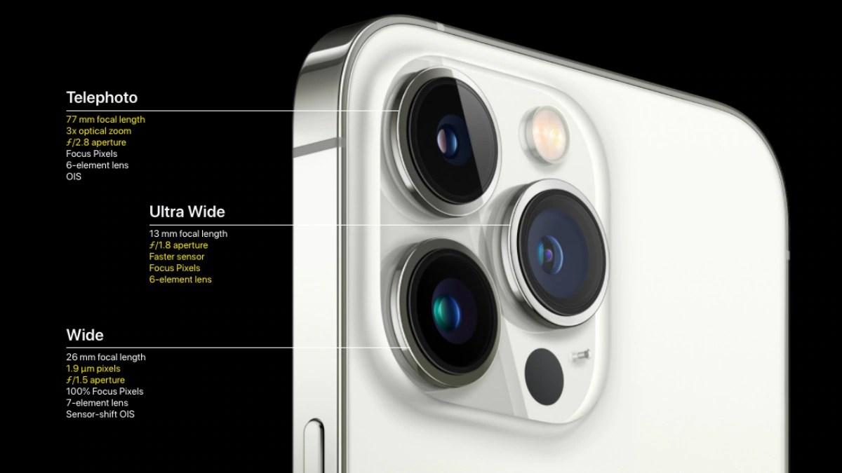 iphone 13pro cameras apple iphone