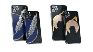 Caviar iPhone Editions Pays Tribute to SpaceX, Blue Root Founders Elon Musk, Jeff Bezos