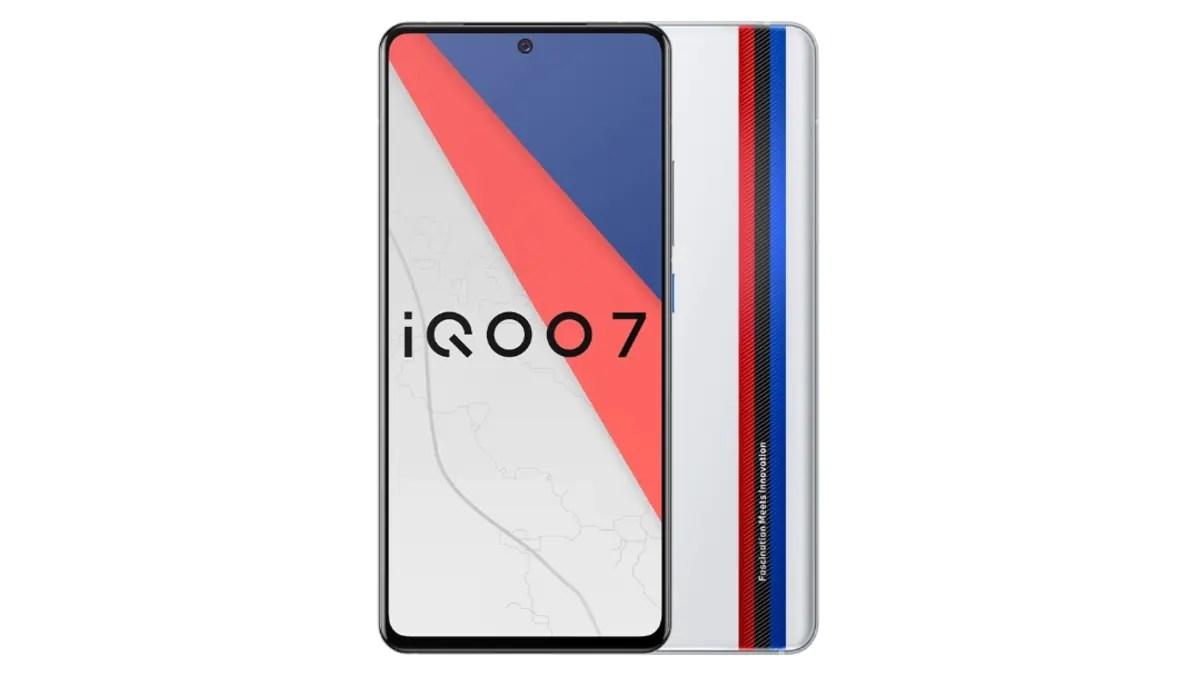 iqoo 7 legend image iQoo 7 Legend