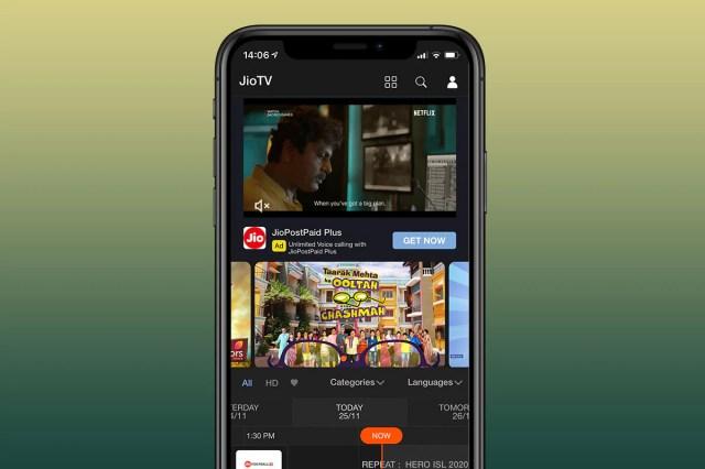 jio tv Jio TV
