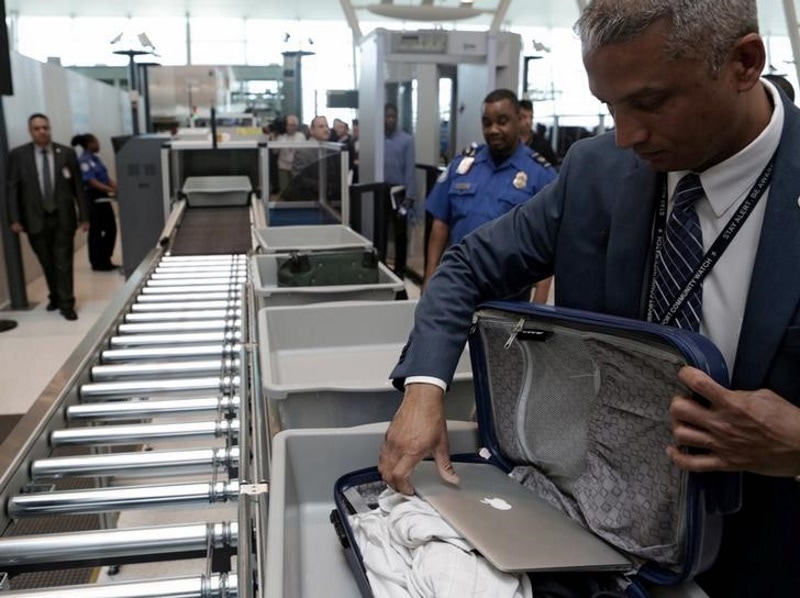 US Says Expansion of Laptop Ban 'Still on the Table'