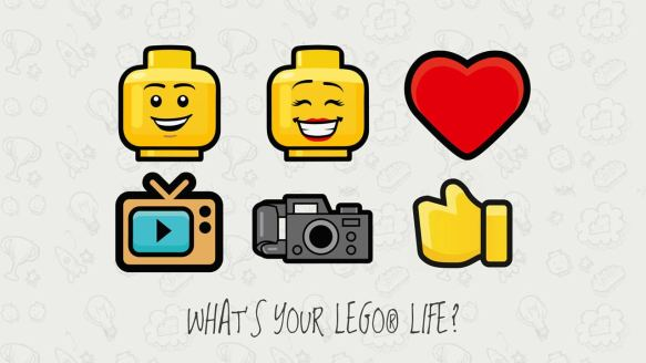 Lego Life Is a Social Network for Children to Create, Share, and Discover Lego Builds
