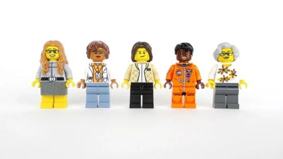 Lego Honours 'Women of NASA' With New Figurine Set