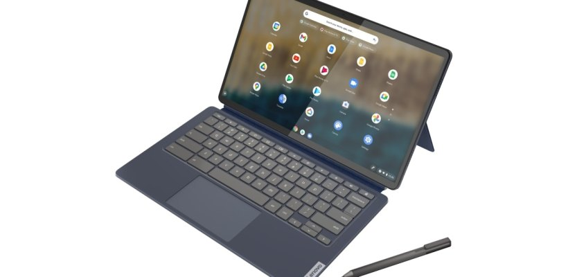 Lenovo IdeaPad Duet 5 Chromebook With OLED Display Launched