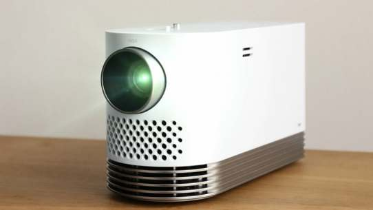 LG ProBeam Laser Projector, Deep Learning Based Home Appliances Unveiled Ahead of CES