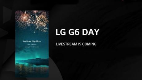 LG G6 at MWC 2017: How to Watch Live Stream and Everything We Know So Far