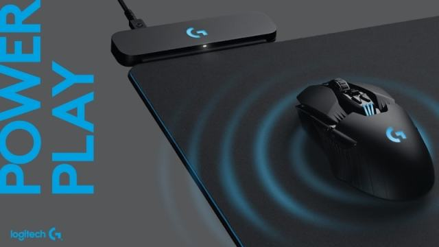 Logitech Introduces World's First Wireless Charging Mousepad, Two New Gaming Mice