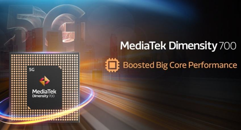 MediaTek Dimensity 700 SoC Launched to Bring Affordable 5G Phones to India
