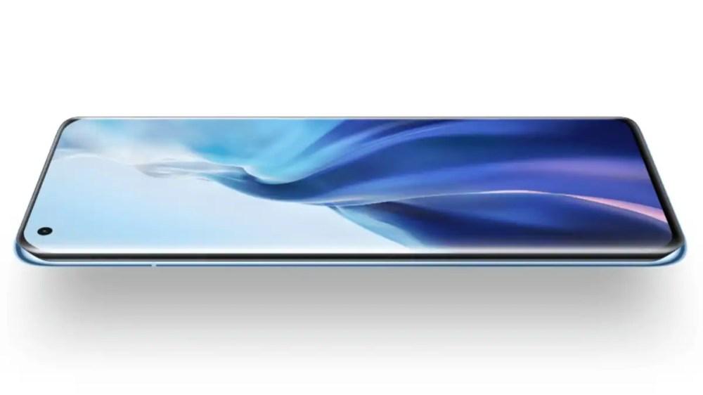 mi 11 display image Xiaomi Mi 11 Mi 11