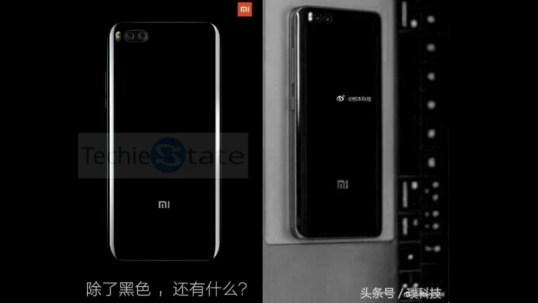 Xiaomi Mi 6 Press Renders Leaked, Launch Date Tipped