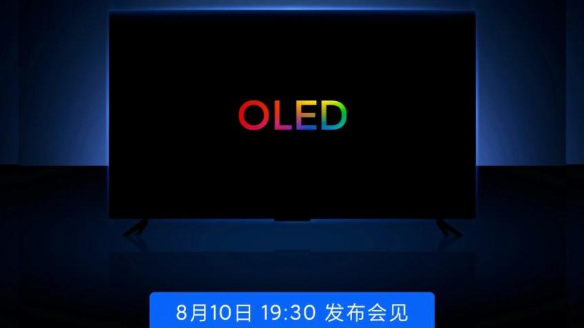 Mi OLED TV 2021 Range to Launch Alongside Mi Mix 4 on August 10