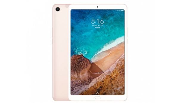 Xiaomi Mi Pad 4 Plus With Fingerprint Sensor, 8,620mAh Battery Launched: Price, Specifications, Features