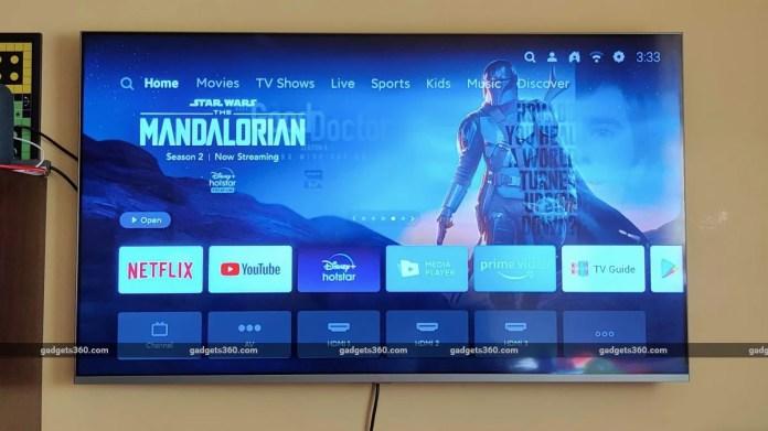 Xiaomi Mi QLED TV 4K फर्स्ट इंप्रेशन
