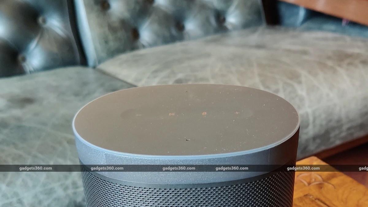 mi smart speaker review top Mi Mi Smart Speaker