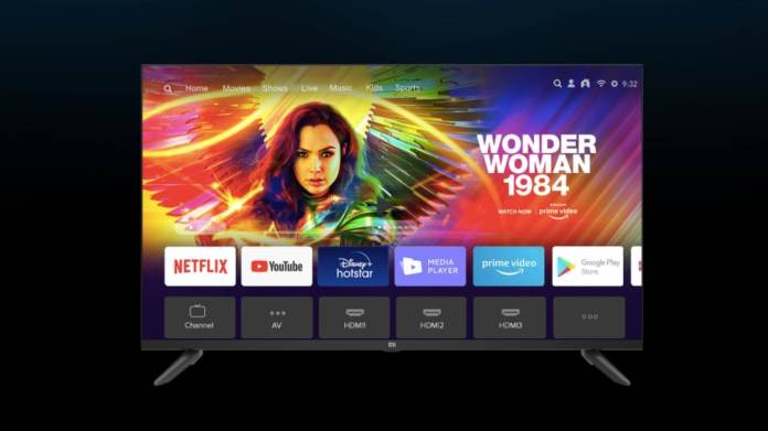 Mi TV 4A 40 Horizon Edition With 'Bezel-Less' Design Launched in India