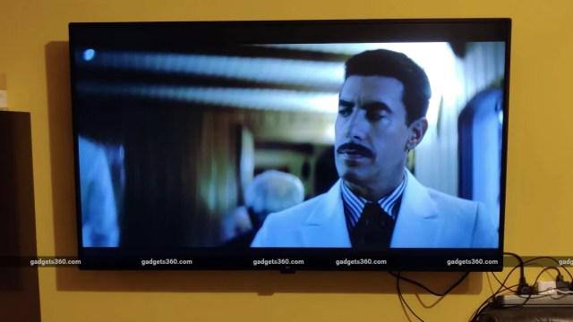 mi tv 4x 50 the spy Mi TV