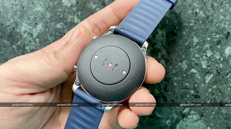 mi watch revolve back Mi Watch Revolve First Impressions
