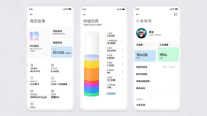 Xiaomi Unveils MIUI 12, Says Rollout Begins From June and Details ...