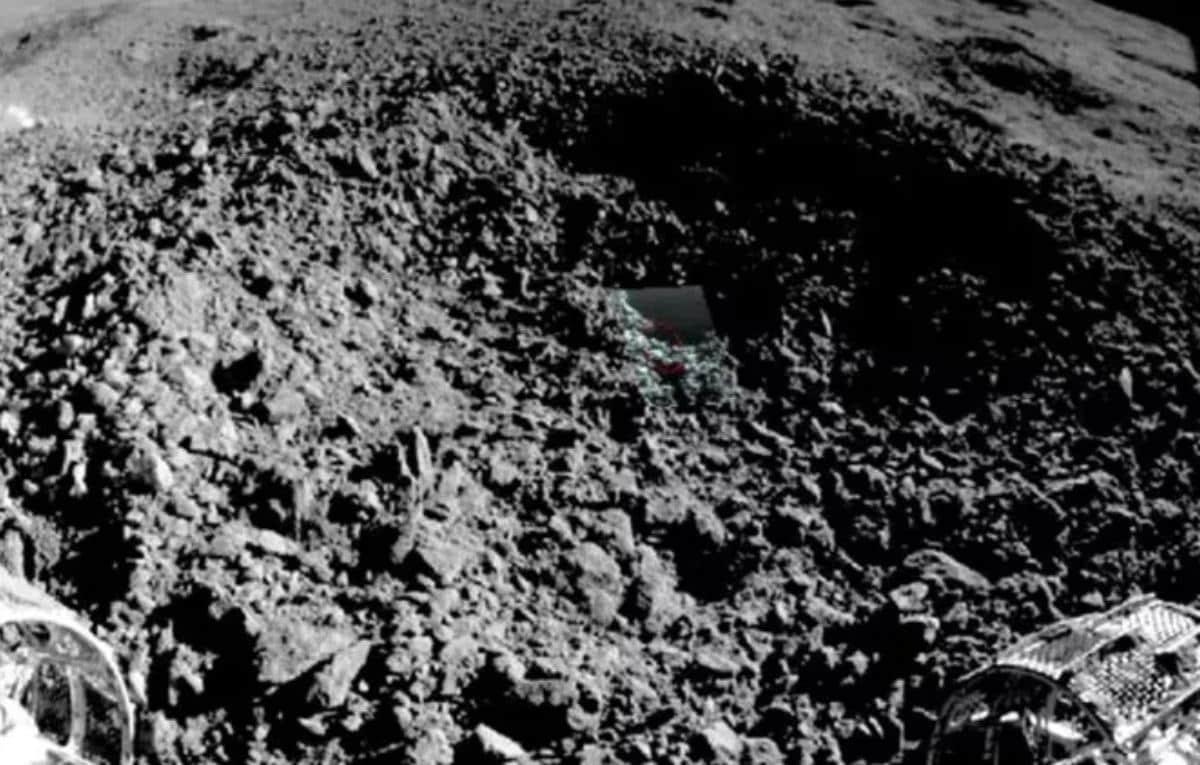 Unusual Gel-Like Substance Found on Far Side of Moon Finally Identified: Study 5