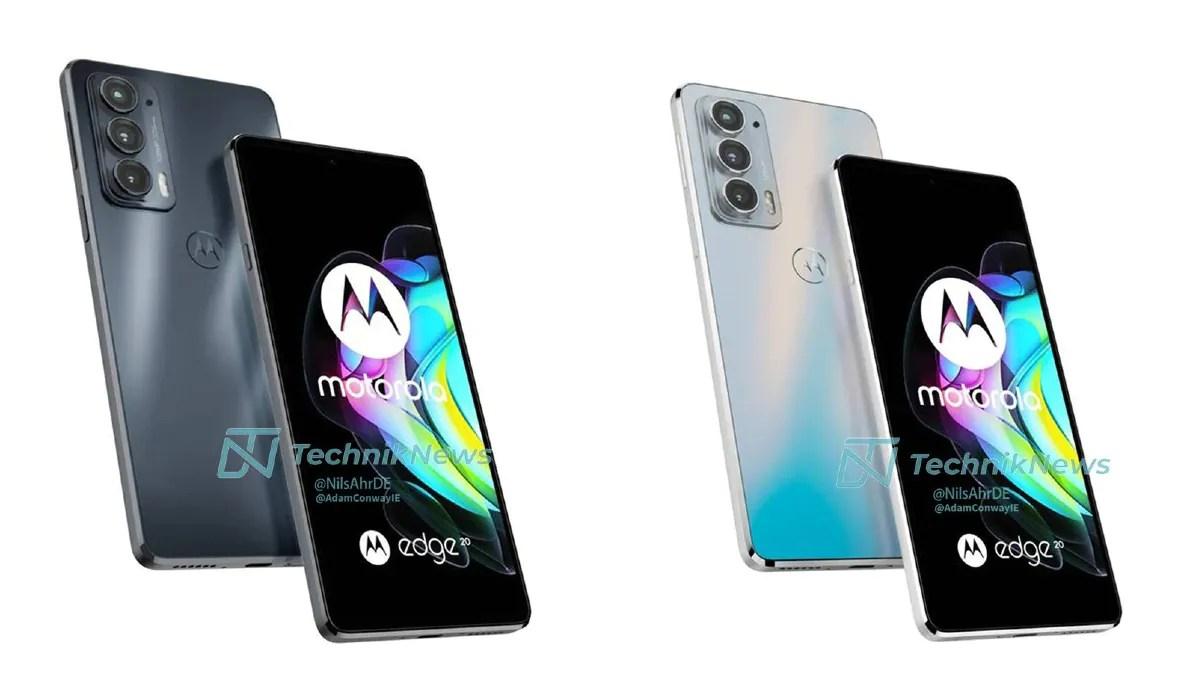 motorola edge 20 render techniknews Motorola Edge 20