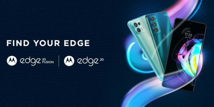 Motorola Edge 20, Edge 20 Fusion Teased to Launch in India: Expected Price, Specifications