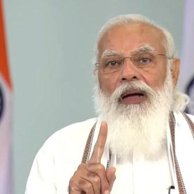 PM Modi Launches e-RUPI Digital Payment Solution in India