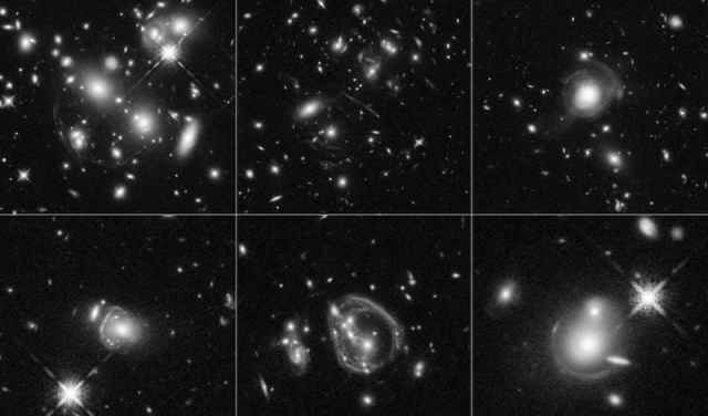 NASA's Hubble Space Telescope Captures the Universe's Brightest Galaxies