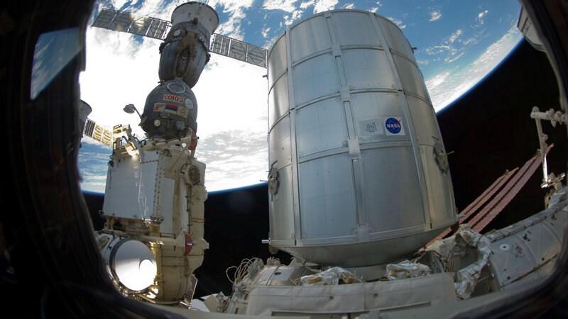 Roscosmos يقول 3 رحلات ساعة المأهولة إلى ISS لتبدأ في 18 شهرا