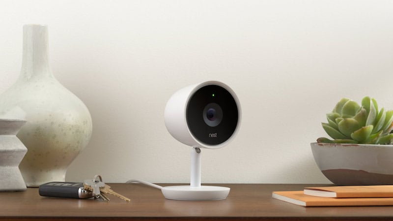 Nest Cam IQ Launched, a Smart 4K Monitoring Camera With Motion Detection