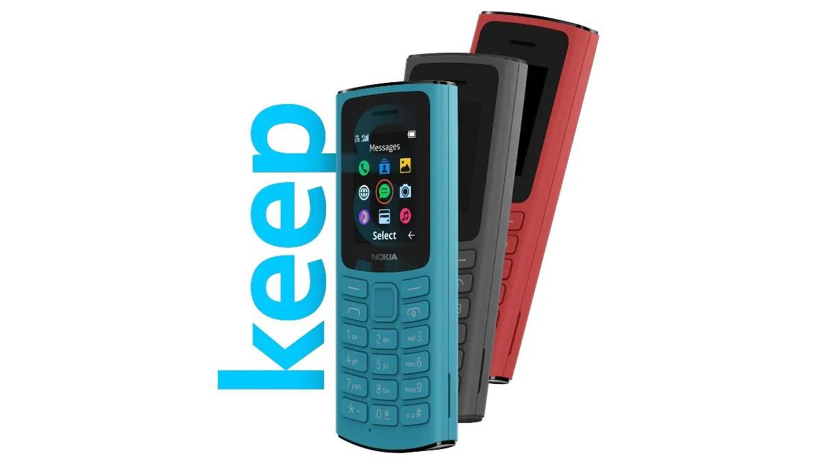 nokia 105 4g image Nokia 115 4G