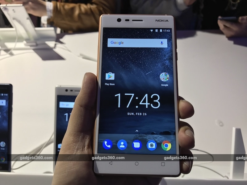 Nokia 3 Android Phone Now Available Online in India