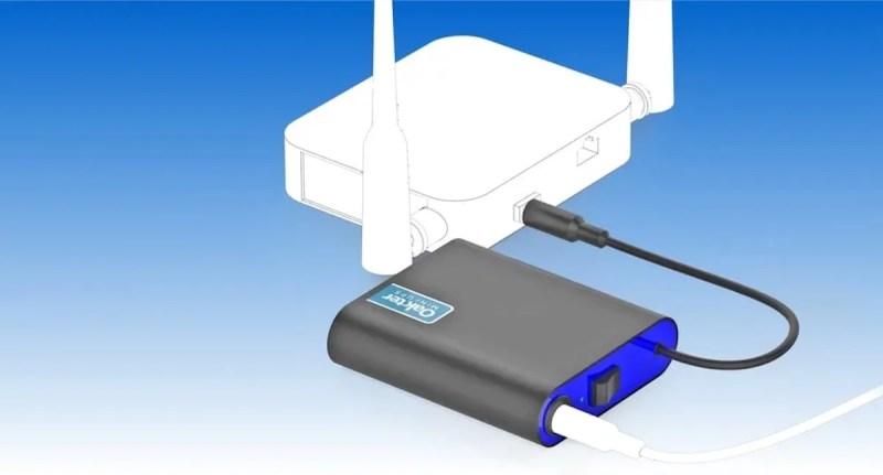 oakter mini ups for wifi oakter mini ups