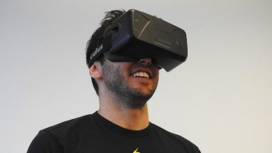 Oculus Rift S VR VR تأتي مع التعقب من الداخل والخارج: تقرير 8