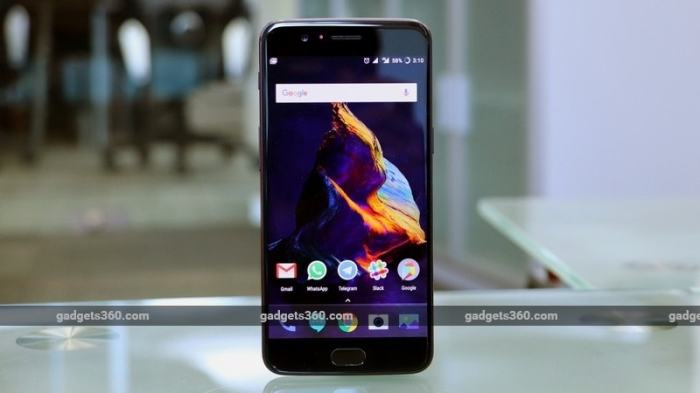 OnePlus 5 Launched in India, Price Starts at Rs. 32,999: Launch Offers, Release Date, Specifications, and More