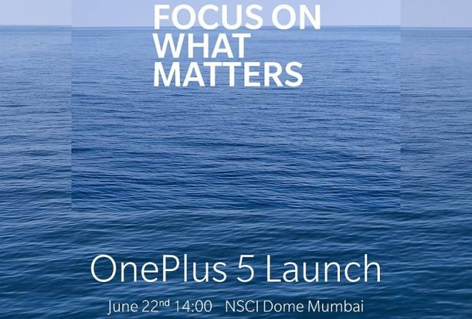 Image result for oneplus 5 launch india