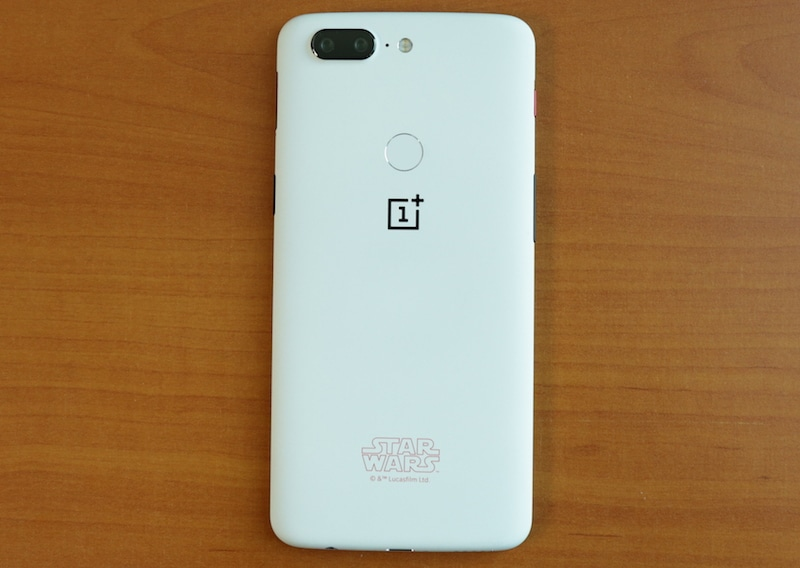 oneplus 5t star wars edition OnePlus 5T Star Wars Limited Edition