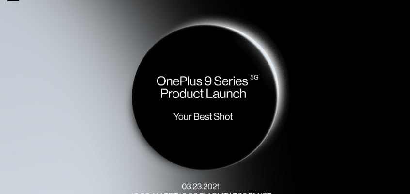 OnePlus 9 Series to Launch on March 23, Hasselblad Camera Tie-Up Announced
