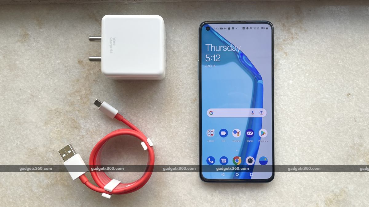 oneplus 9r charger ndtv oneplus 9r